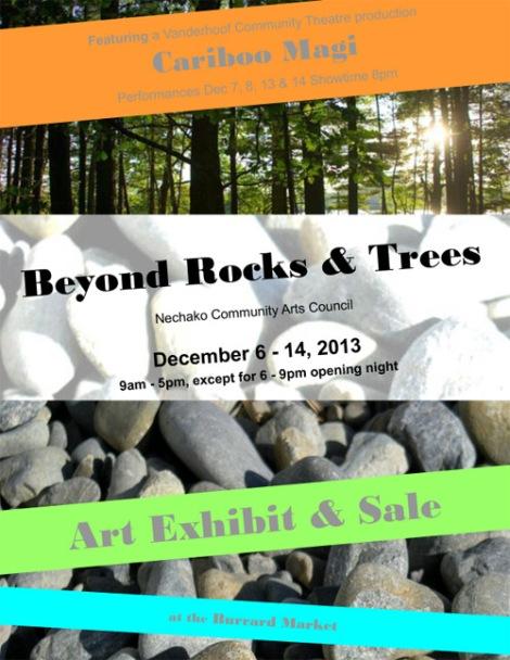 beyond rocks and trees