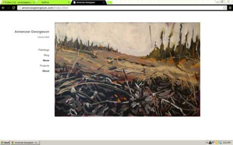 website screenshot1