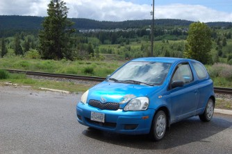 my little car (390,000km)