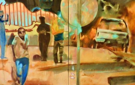 Michael Rees artwork