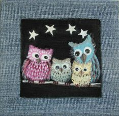 another baby owl added