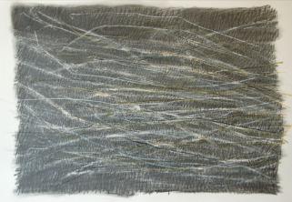 loose alfalfa 22x30 graphite charcoal conte chalk oil pastel
