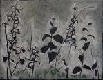 groundwork 11x14 oil on canvas